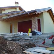 Nuova costruzione civile - abitazione - Costruzioni edili Zanella Montebelluna provincia Treviso