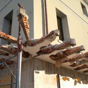Demolizione tettoia e ristrutturazione Costruzioni edili Zanella Montebelluna provincia Treviso