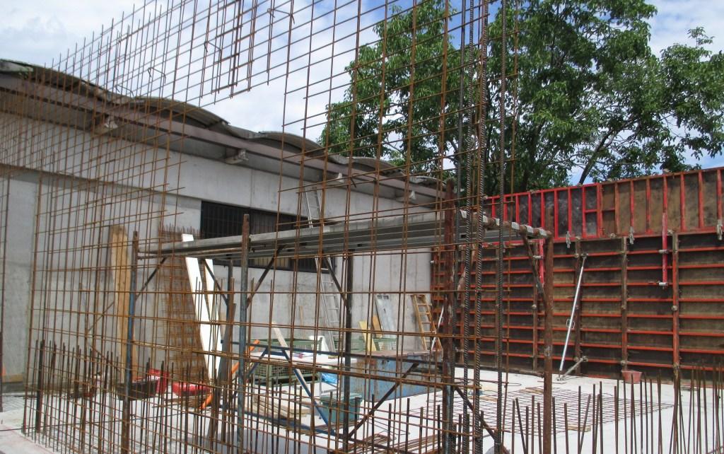 Ampliamenti industriali Costruzioni Zanella impresa edile Montebelluna