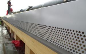 Aerazione Tetto in legno nuova costruzione civile industriale zanella costruzioni edili montebelluna treviso