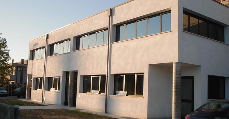 Capannone costruzione industriale zanella costruzioni edili provincia di treviso
