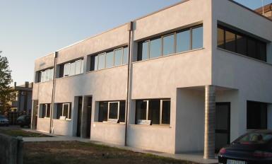 Capannone Nuova costruzione industriale Zanella impresa edile Montebelluna Treviso