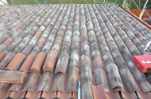 Copertura con coppi tetto nuova costruzione civile zanella costruzioni edili montebelluna treviso veneto