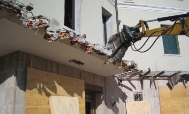Demolizioni edili civili Zanella Costruzioni Montebelluna Treviso provincia