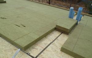 Isolamento tetto nuove costruzioni civili zanella costruzioni edili montebelluna treviso veneto