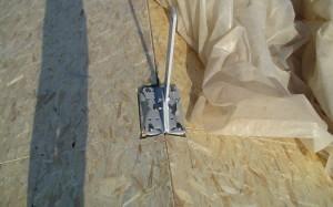 Montaggio copertura nuova costruzione civile zanella costruzioni edili montebelluna treviso