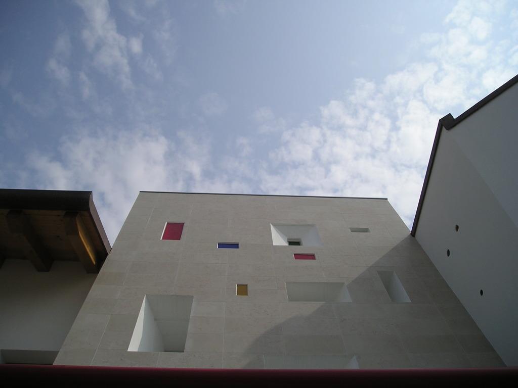 nuova costruzione civile lavoro completato impresa edile zanella di montebelluna TV