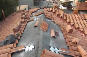 Posa coppi nuova costruzione civile zanella costruzioni edili montebelluna treviso