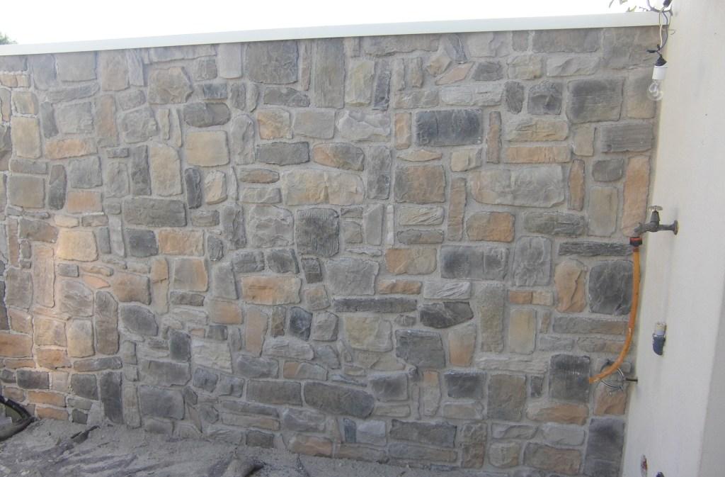 Lavoro di recinzione Costruzioni Zanella Impresa edile Montebelluna