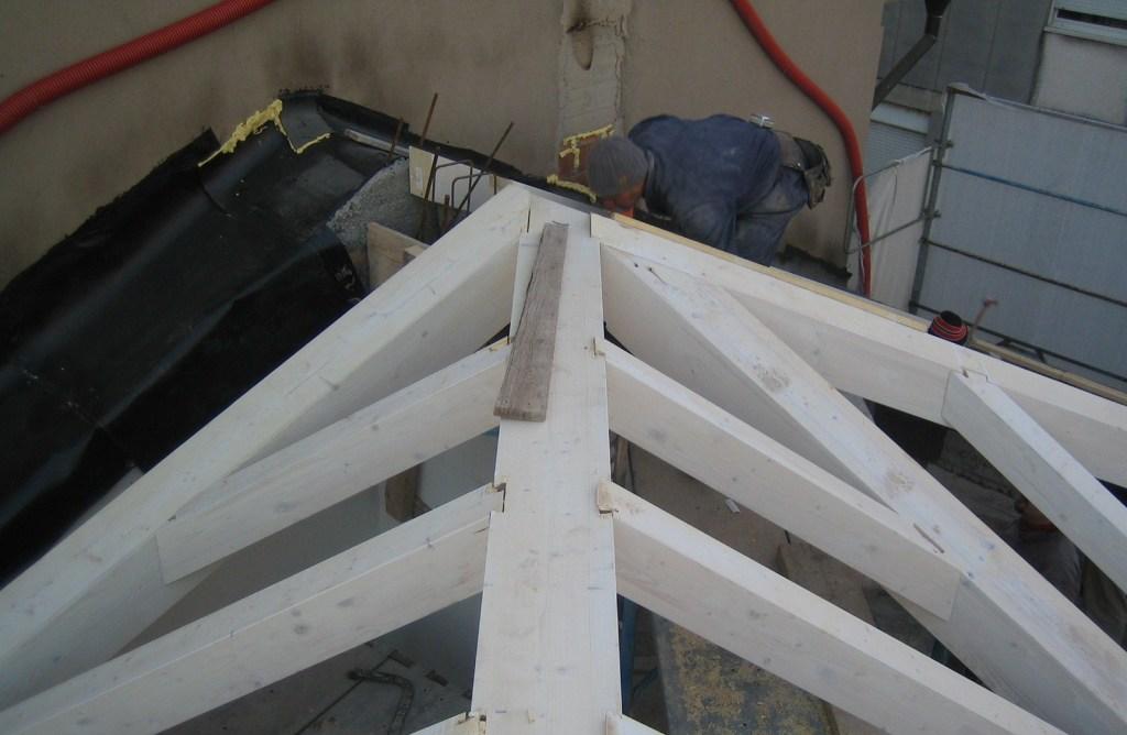 Rifacimento tetti coperture Impresa edile Costruzioni Zanella Montebelluna Treviso