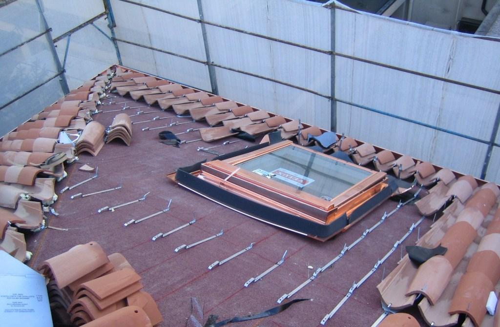 Rifacimento tetti Impresa edile Zanella Montebelluna