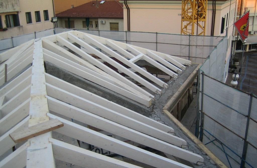 Rifacimento tetti coperture Impresa edile Costruzioni Zanella provincia di Treviso