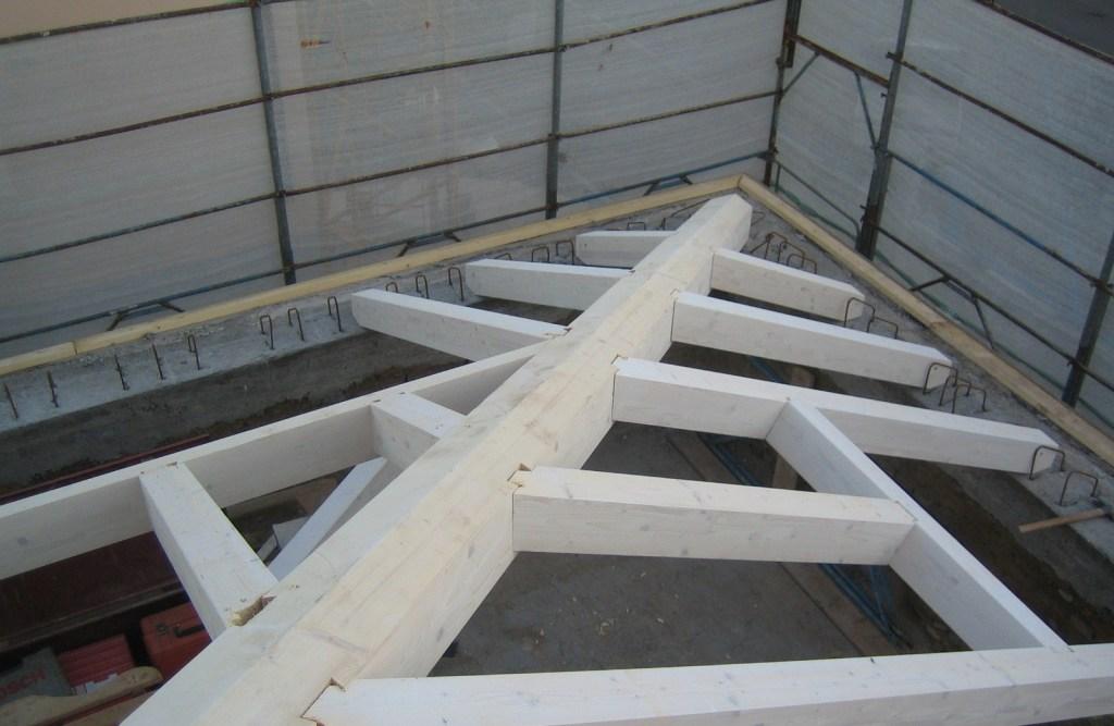 Rifacimento tetto copertura Impresa edile Costruzioni Zanella Montebelluna