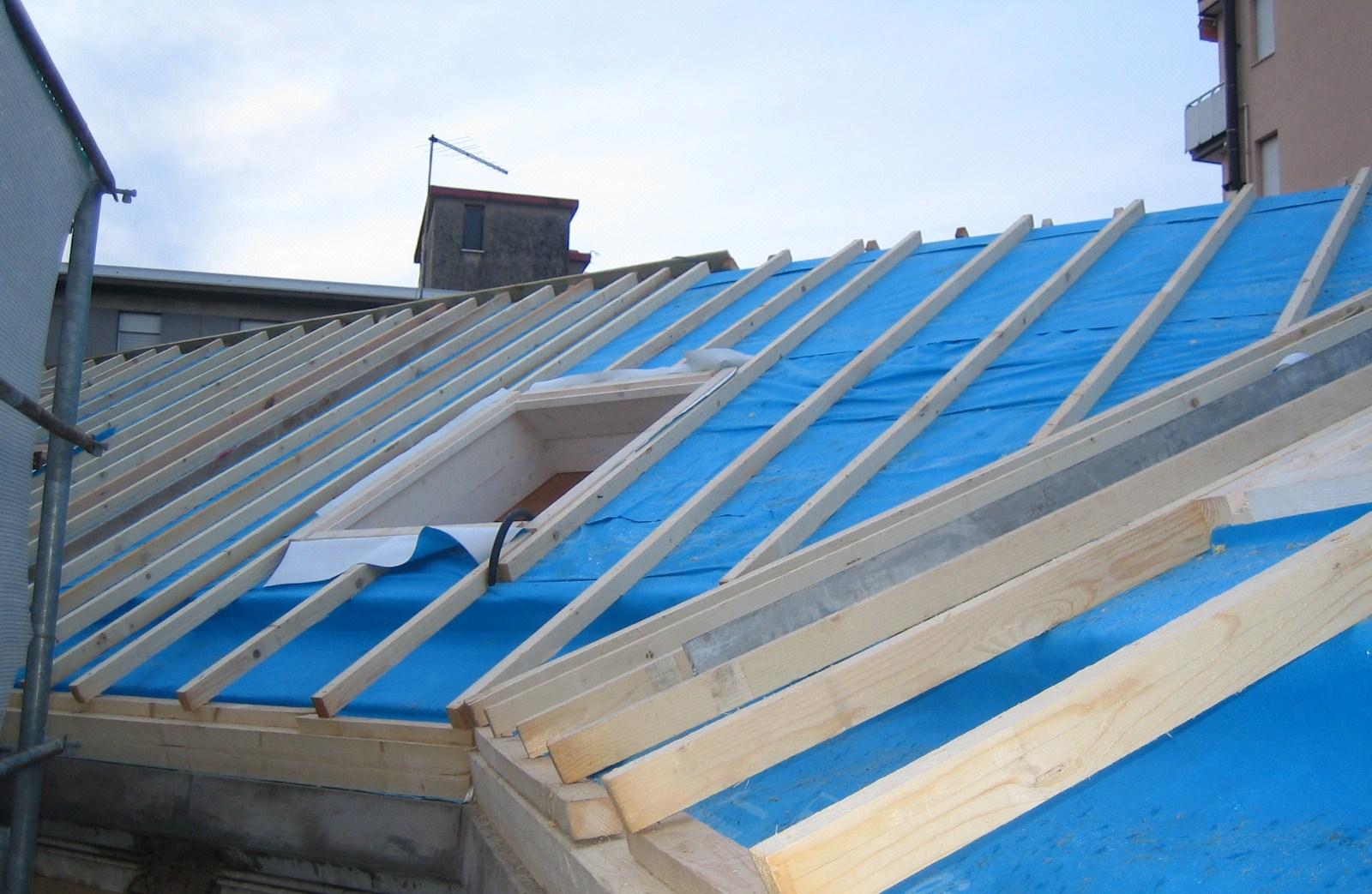 Rifacimento tetti e coperture zanella impresa edile treviso for Imprese edili e costruzioni londra