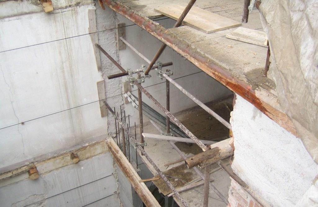 ristrutturazione edile civile realizzata dall'impresa edile di costruzioni Zanella di Montebelluna