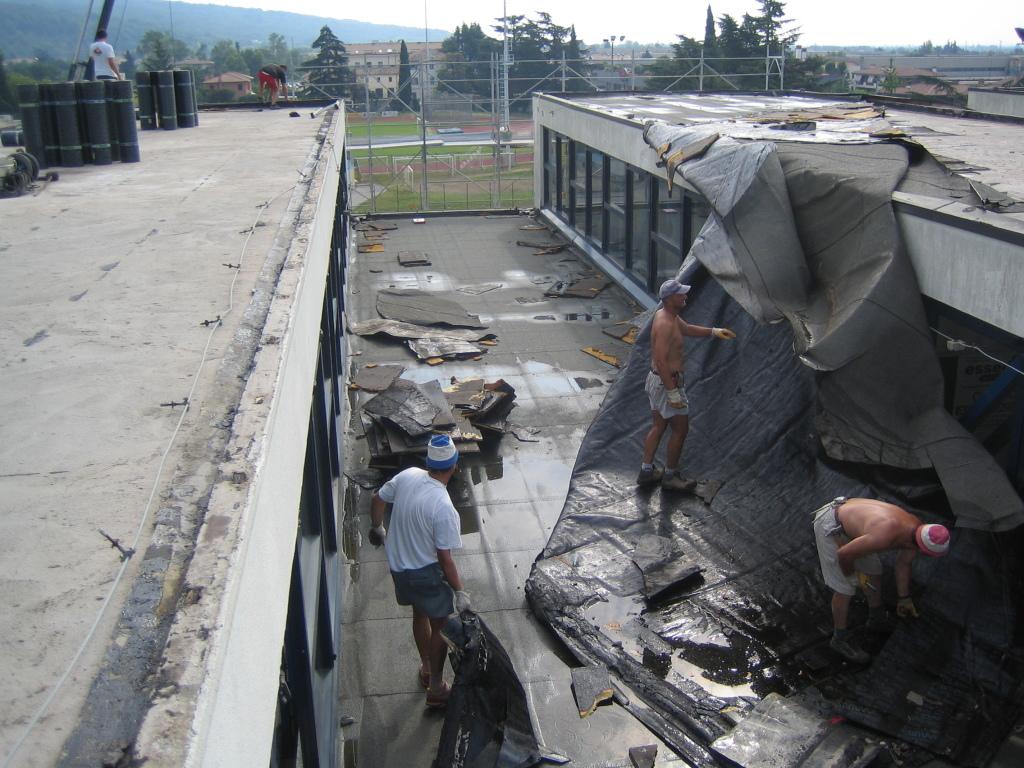 ristrutturazioni edili industriali Zanella Costruzioni Impresa edile di Montebelluna