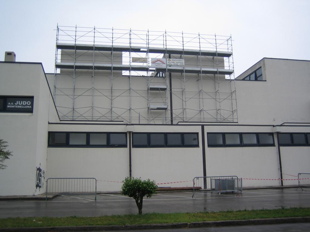 ristrutturazione edile industriale Impresa edile Zanella di Montebelluna provincia di Treviso