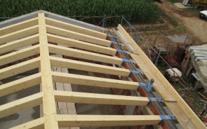 Scheletro Tetto in legno-nuova-costruzione-civile-industriale-zanella-costruzioni-edili-montebelluna-treviso