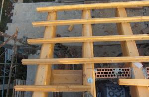 Tetto in legno nuova costruzione civile zanella costruzioni edili montebelluna treviso