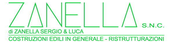 Costruzioni edili Zanella Montebelluna treviso logo