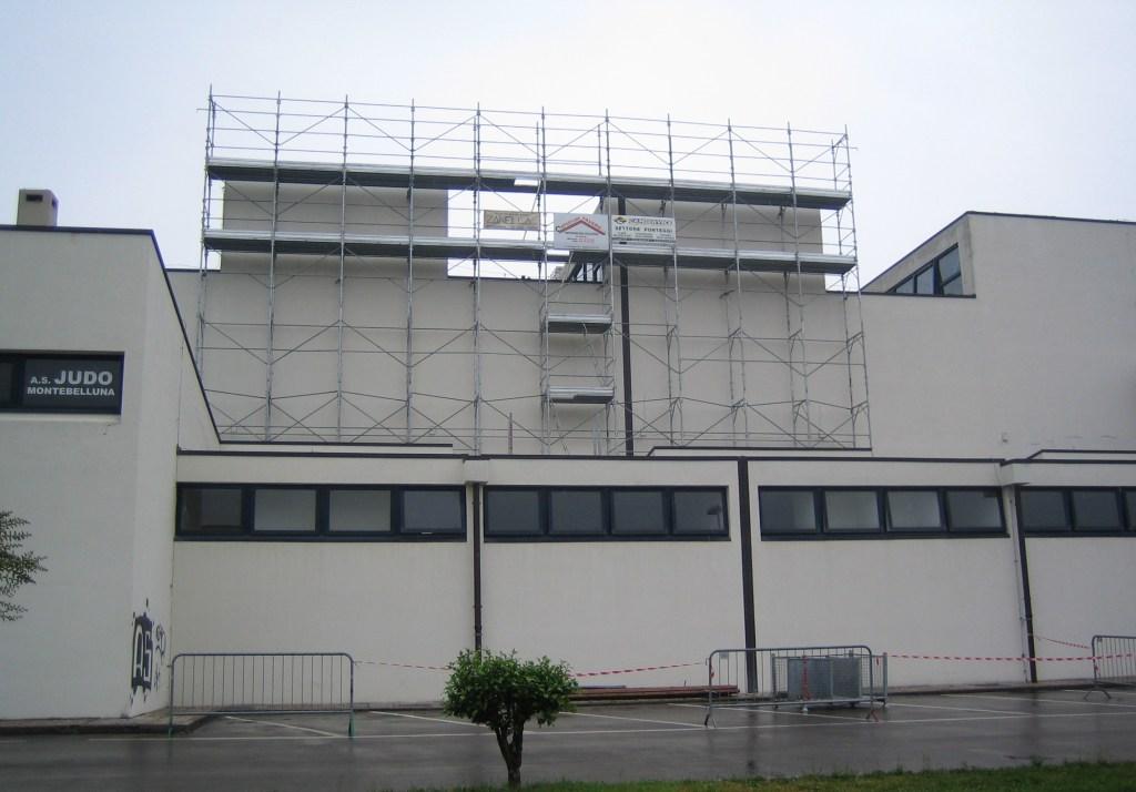 Ristrutturazioni industriali Impresa Edile Montebelluna Costruzioni Zanella