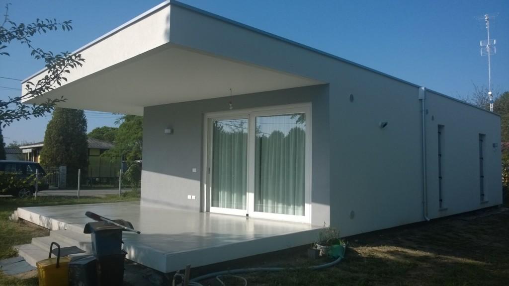 nuova costruzione civile ad uso abitativo a jesolo impresa edile zanella costruzioni di montebelluna