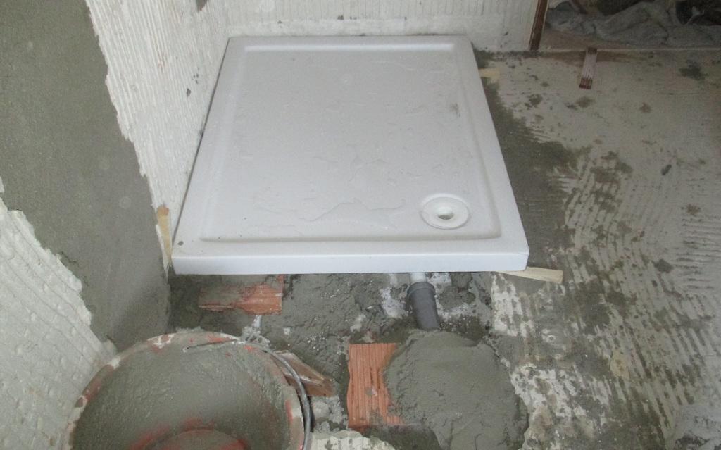 Rifacimento bagni - Impresa edile Zanella