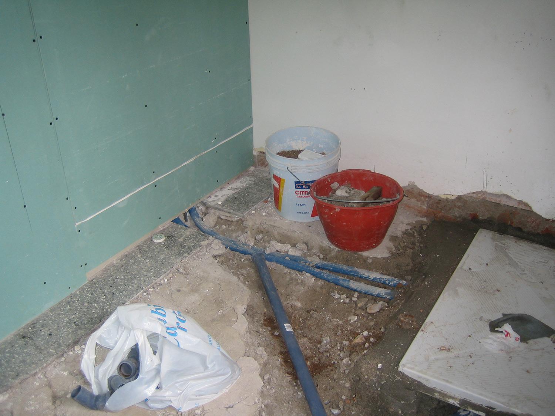 Rifacimento bagni gallery zanella costruzioni - Rifacimento bagno manutenzione ordinaria ...